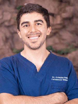 Dr. Cristián Dumay. Periodoncia.