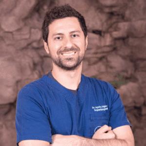 Dr. Adolfo Irigoyen. Implantología Bucomaxilofacial.